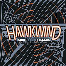 CD-Hawkwind-Sonic Boom Killers: The Singles , Sep-1998, Repertoire)