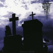 Fear of Eternity - Funeral Mass CD 2007 black metal ambient Moribund
