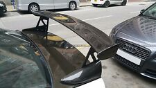 Carbon Fiber Rear Trunk GT Spoiler Wing For Civic 2006 4 Door FD2R TypeR Mugn
