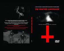 The Vampire Controller limited edition dvd-gothic,satan,gothic,occult,redemption