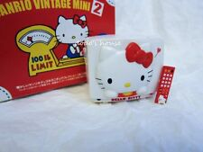 Japan Sanrio Hello Kitty Vintage Mini Collection 2 TV Set Trinket