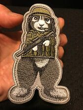 Tactical Bunny Rabbit GI Soldier Military ARMY MP SWAT Police Morale Hk/Lp PATCH