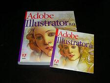 Adobe Illustrator 8 per MAC Versione Completa olandese capace di aggiornamento Dutch