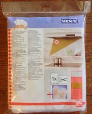 1 WENKO STEAM COOKER HOOD GREASE FILTER  57cm x 47cm INCLUDING DISPOSABLE GLOVES
