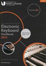 Lcm London College of Music paso de esta manera los pasos 1 +2 Teclado Manual 2013 ll260