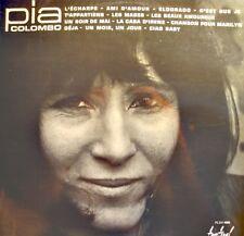 PIA COLOMBO l'echarpe/ami d'amour/chanson pr Marilyn/les mages LP Festival EX++