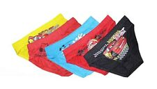 NEW! AUTHENTIC CHARACTER BOY'S BRIEF (LOT OF 5 PCS, SIZE 2-3Y)