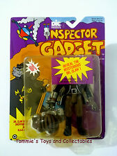 INSPECTOR GADGET REVEAL THE MYSTERIOUS DR. CLAW! TIGER TOY DIC 1992 MOC