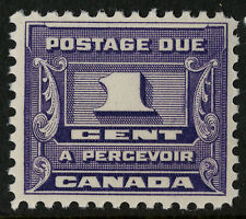 Canada  1934  Unitrade # J11  Mint Never Hinged