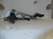 HONDA CBX250 RSE CBX 250 CBX250RS 84-86 LH LEFT HAND SIDE HANGER AND PEGS