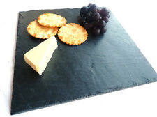 slate cheeseboard, large, natural slate, sushi board, platter, serving tray