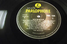 rare uk mono beatles with the beatles pmc 1206 emi  plays very well may 016 sale