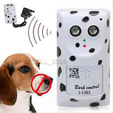 Ultrasonic Deterrent No Bark Stop Dog Barking Control Device Small Medium Dog