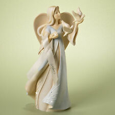 Enesco Foundations Collectible Comfort Angel Figurine 4025640
