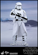 """12"""" Star Wars First Order Snowtrooper Hot Toys 902551 In Stock Force Awakens"""