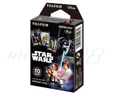 New Fujifilm Fuji Instax Mini 8 Instant 10 Film Star Wars for 25/50s/7s/8/70/90