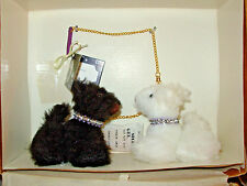 "Gene Marshall ""Out for a Stroll"" Miniature Dogs NRFB Tonner/Jamieshow/Zita/Ivy"