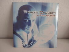 THIERRY CRUSEM Le tout de rien ARO32K3 CD SINGLE S/S