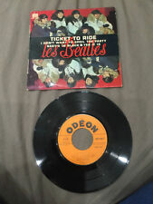 45t The Beatles ‎- Ticket To Ride - SOE 3766