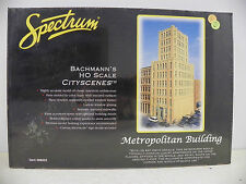 "BACHMANN/SPECTRUM HO U/A ""METROPOLITAN BUILDING""  ORIGINAL RUN SEALED KIT"