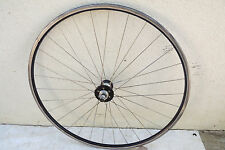 1970S ? ROVAL  ROAD WHEEL REAR CLINCHER  VINTAGE BICYCLE 30 SPOKE