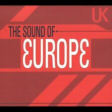 The Sound of Europe UK: From Smooth to Groove Various Artists MUSIC CD