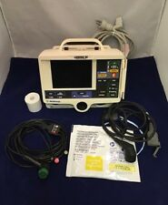 Physio Control LifePak 20 Biphasic Monitor, Pacing, Complete, Warranty