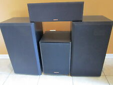 Klipsch 4 PIEC set SW-8 II High-End Audiophile Stereo / Home Theater Sub woofer