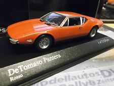 DeTOMASO Tomaso Pantera Ford V8 1972 red rot SONDERPREIS PMA Minichamps 1:43
