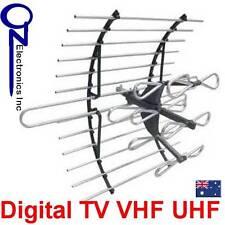 Digital TV Outdoor Antenna UHF VHF FM for AUSTRALIA Brand New UV Resistant
