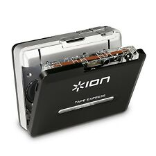 ION Tape Express Plus | Cassette Player and Tape-to-Digital Converter with US...