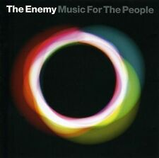THE ENEMY - Music For The People CD ** Excellent Condition **