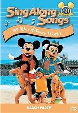 Disney's Sing Along Songs - Beach Party at Walt Disney World by Melanie Atmadja