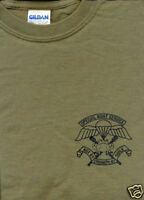 BRITISH  SBS SPECIAL FORCES REG T-SHIRT all sizes ARMY