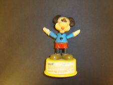 VINTAGE MICKEY MOUSE PUSH-UP PUPPET by GABRIEL c 1977 GOOD WORKING CONDITION