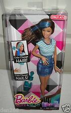 #4734 NRFB Mattel Target Stores Glitz & Glam Barbie in Blue