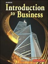 Introduction To Business: Student Edition, McGraw-Hill, 0078258596, Book, Good