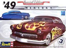 Revell Monogram 1949 Mercury Custom Coupe Model Kit 1/25
