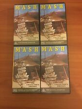 MASH The Collector's Edition Bundle Of 4 VHS Videos - #1, 3, 4 & 5. Inc Pilot Ep