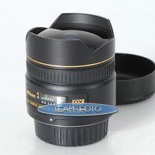 Nikon AF G DX 2.8 10.5mm Weitwinkel Objektiv