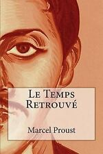 Le Temps Retrouvé (French Edition), Proust, Marcel, Good Book