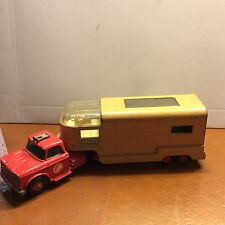 MATCHBOX KING SIZE K18 DODGE TRACTOR+ARTICULATED HORSE VAN