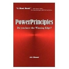 PowerPrinciples: Do You Have The Winning Edge?