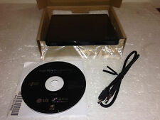 External Dual Layer USB 2.0 CD DVD DVDRW RW BURNER WRITER DRIVE FOR PC & MAC