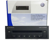 06 07 AUDI A6 VW Passat Remote Slave 6 Disc Changer CD Player Factory OEM