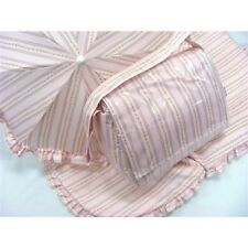 Spanish Designer Romany  Changing Bag Buggy Liner & Parasol by Artesania Chari