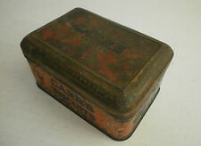 vintage carr's biscuits sample tin