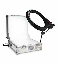DigPro LED Lighting mini studio i-photo box set Product Photography