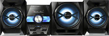 Sony - 1800W Wireless Bookshelf Stereo System - Black