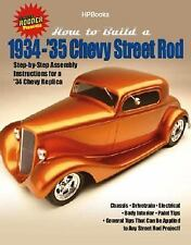 How to Build a 1934-'35 Chevy Street Rod HP1514: Step-by-Step Assembly Instruc..